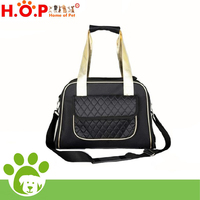 Indoor &Outdoor Lovable Dog Carrier Air Conditioned Pet Carrier Corrugated Plastic Pet Carrier