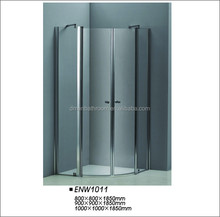 folding door shower enclosure