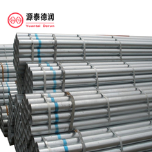 pre galvanized steel pipe for greenhouse frame
