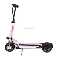 10inch Wheel 2017 Speedway Iv 600w Folding Electric Kick City Scooter For Big Man Lithium Battery For Adult New white suspension