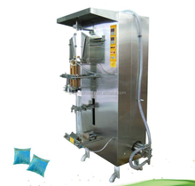 SJ-1000 automatic bag/pouch/ sachet liquid filling sealing packing machine from A-Z Machinery