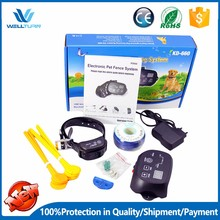 Alibaba Express Pet Products Harmless Wireless Electric Dog Fence KD-660