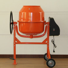 Diesel engine mini concrete mixer machine price CM160/Agent price 35L mini portable concrete mixer