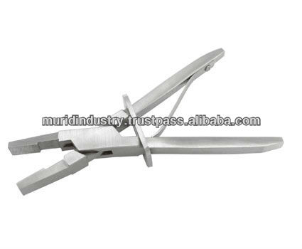 Gripping Vise Optical Plier, Professional Optical tool, Optical Plier, Chain Nose Plier, Special Optical Plier