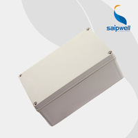 Plastic Enclosure Waterproof Switch Box Weatherproof Distribution Box (DS-AG-1525)