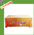 customized advertising tablecloth
