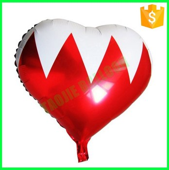 18 inches Custom Balloon Flag.Logo Printed balloons
