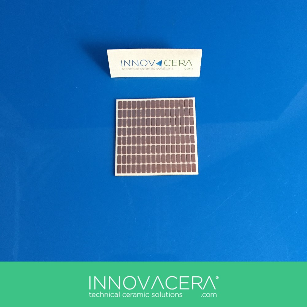 Alumina Ceramic Substrate/DBC Substrate for Electronic/INNOVACERA