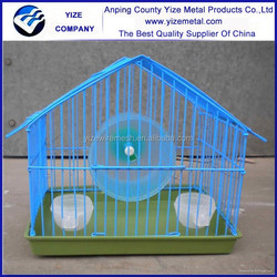 singing bird cage /decorative metal bird cages /Classic and comfortable bird cage