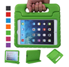 Green color EVA case for Kids for Mini IPAD 4, For iPAD Mni 4 shockproof EVA foam case back cover