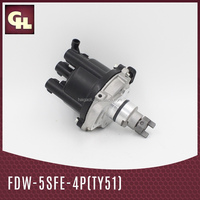 Auto Ignition Distributor assy FOR TOYOTA CAMRY/CELICA 2.2L 94-96, OEM: 19100-74050/19100-74110