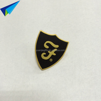 2016 custom metal cap badge /metal made pin badge