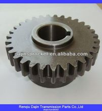 2013 new type ANSI standard agriculture machinery gear manufacturer