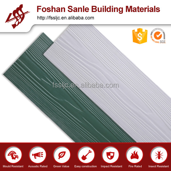 Exterior siding board/exterior wall waterproof building materials