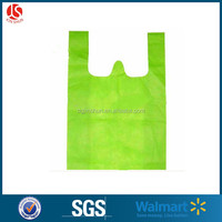 Hdpe T-shirt Transpartent Food Grade Plastic Carrier Bags