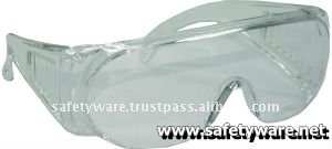 Safety Overglasses, Eyewear, Safety Goggle