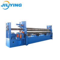 W11X-40x3000 Hydraulic CE Certification 3 Roller Plate Roll Machine Manufacturer
