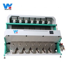 7 chutes excellent performance cocoa beans sorting machine