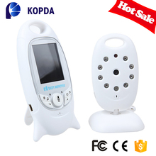 2.0 inch Color Video Wireless Security Baby Monitor Camera