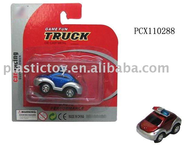 Mini pull back alloy toy car PCX110288