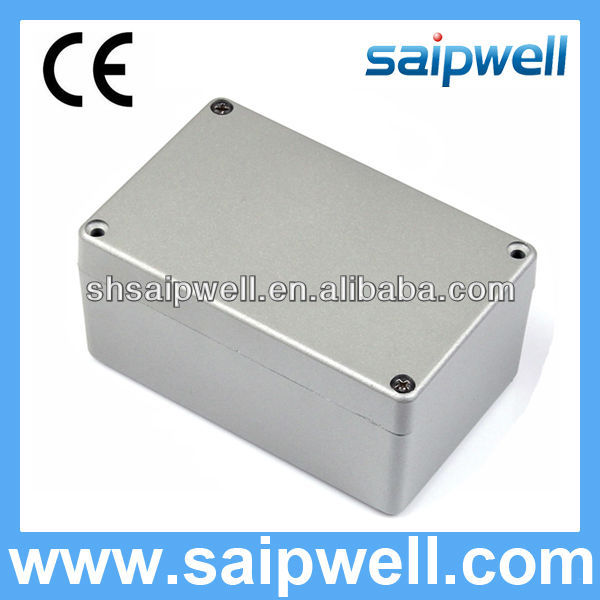 2013 IP67 Aluminium Electric Outlet Box