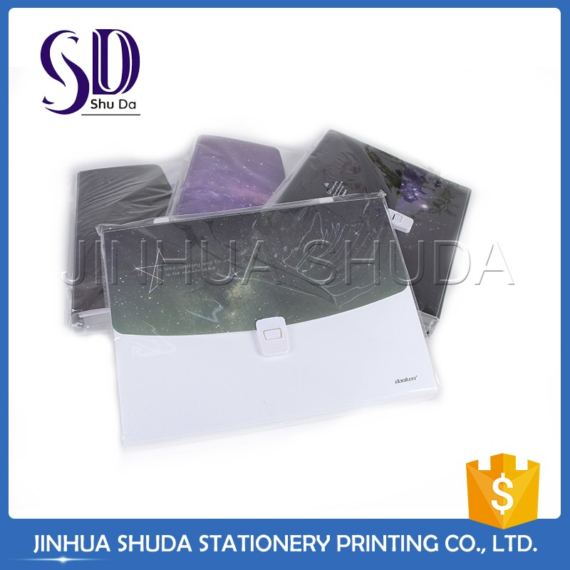 Self Design Widely Used Best Prices Waterproof Files Folder