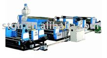 Plastic Extruding and Film Laminating Machine