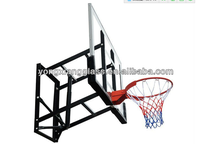 Fixed Wall Basketball Hoop, Basketball Pole