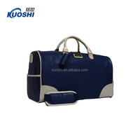 high quality leather duffel bag for travel