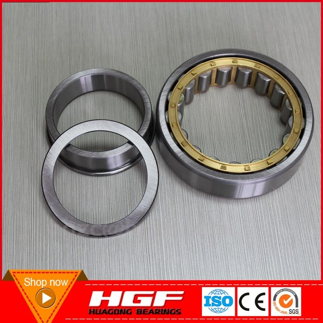 wheelchair used Cylindrical roller bearings NUP209E
