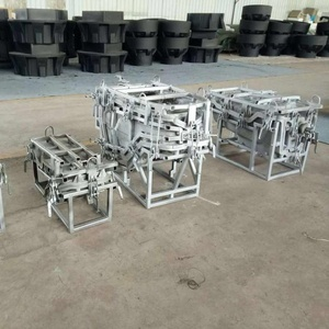 aluminum casting A356/aluminum block floor cleaning machine rotational mold