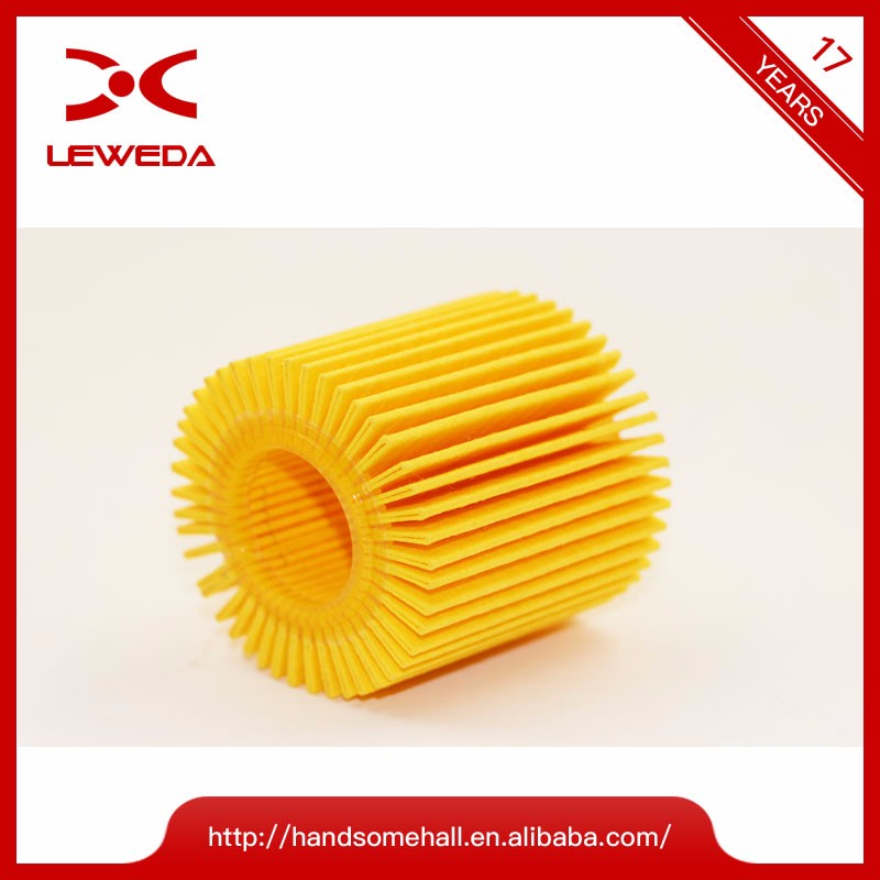Precision High Quality Automotive Oil Filter 04152-38010 Used For Toyota Land Cruiser Corolla