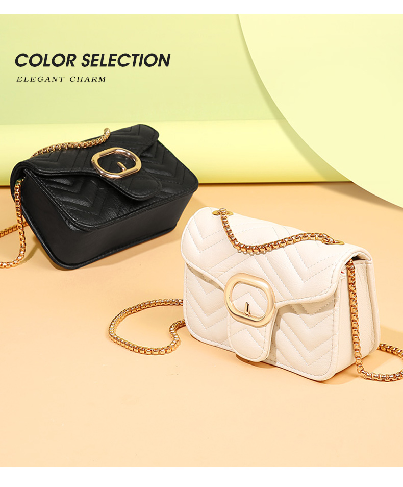 Online Shopping Ladies  Clear PU Leather Bag Handbag for Women
