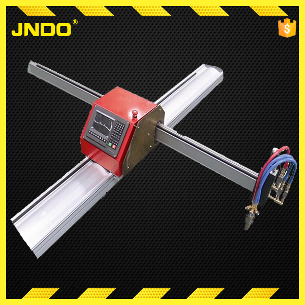 Portable metal plate cnc machine cutting tools