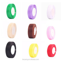 Wholesale Nylon Organza Ribbon for wedding baby shower decaration