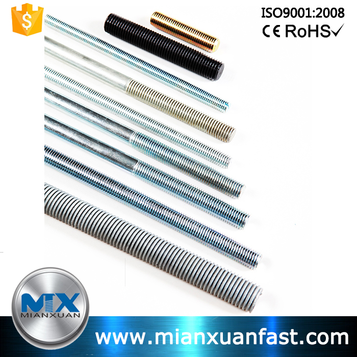 High quality stainless steel/carbon steel acme threaded rod manufacturers