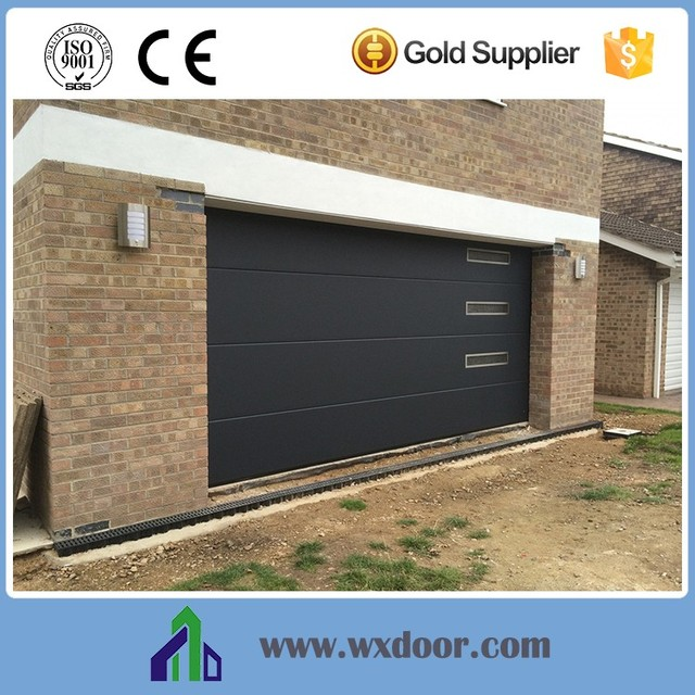 Automatic Tilt Up Garage Dooryuanwenjun
