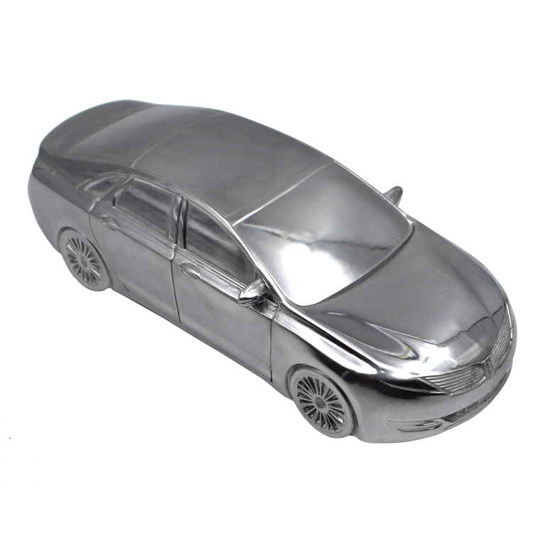 Custom Aluminum Alloy Toy 1 43 Scale Diecast Car Model