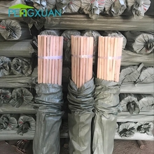 factory Good quality custom size flat wood sticks for Middle East market