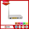 FTTH wifi fiber optic modem EPON ONU with 4 Ethernet and RF Ports
