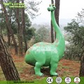 Large Size Amusement Resin Dinosaur Brachiosaurus Sculpture