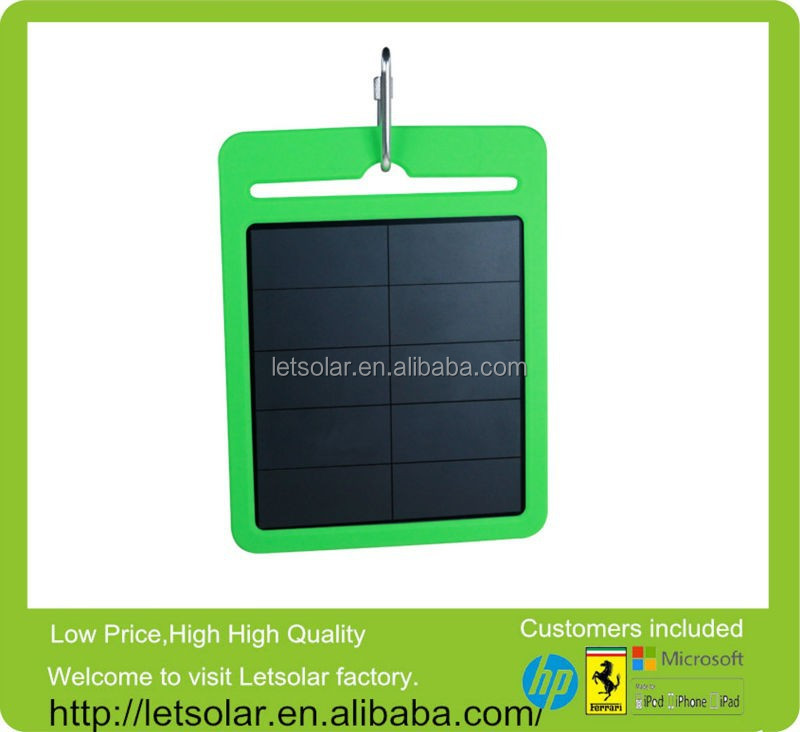 2014 new and Faionable 3000mA solar mobile phone case from LETSOLAR LET 64 for iPhone iPad & Smart phone