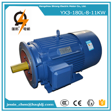 220v 11kw high torque low rpm slow turning electric generator motor