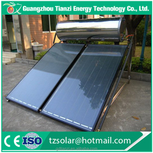 China Manufacturer Supply Solar Flat Plate water heater with pressurised