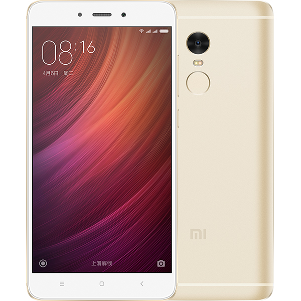 Best Selling Products in Italy Redmi Note4 Xiaomi MIUI 8 Android 6.0 13MP Smartphone Mobile Phone