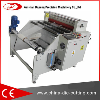 Nickel foil copper foil aluminum foil roll cutting machine (sheet cutter)