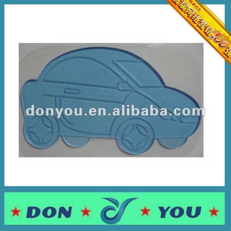 Car Accessories 2012- Cute Shape Sticky Pads
