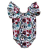 new arrival floral toddler jumpsuits organic baby romper wholesale newborn baby clothes