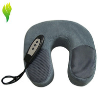 U shape massage pillow Vibra travel U shape massage pillow