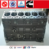 Genuine Cummins Diesel Engine ISDE Cylinder block 4955412